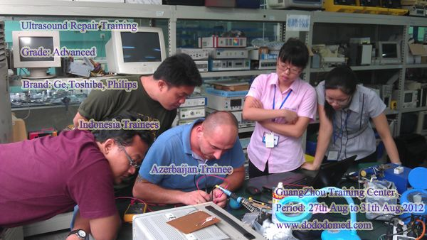 Ultrasound Repair Training course (Advanced)