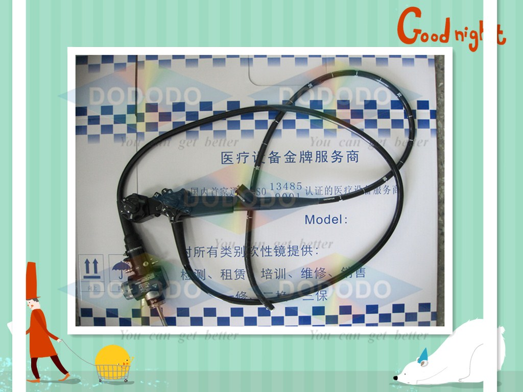 Repair Flexible Endoscope for OLYMPUS GIF-2TQ260M