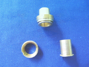 screw & nut for rigid scope