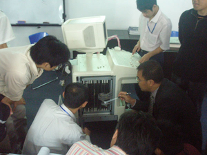Ultrasound Repair Skills Training