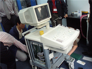 Ultrasound Repair Training (Advanced)