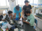 Flexible endoscope repair training for Indian